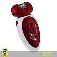 Rechargeable electric epilator and shaver  - KM-3048