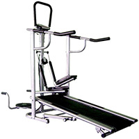 Steper Manual Treadmill