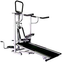 Steper Manual Treadmill