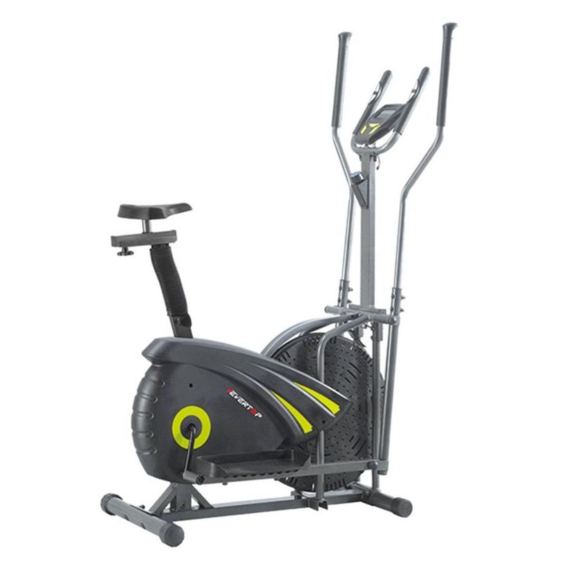 Orbitrac Elliptical Bike Manual: Elliptical Trainer Exercise Bike