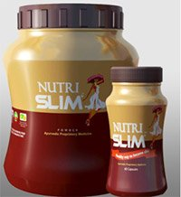 Nutri Slim Ayurvedic Capsules and Nutri Slim Powder
